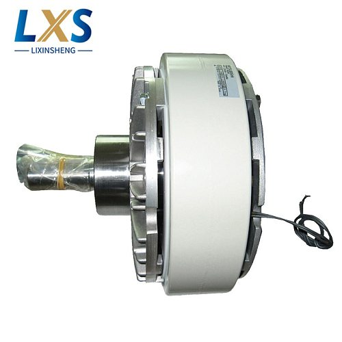 Water-cooled Projecting Shaft Type ZKB-5WN Mitsubishi Magnetic Powder Brake For Tension Control