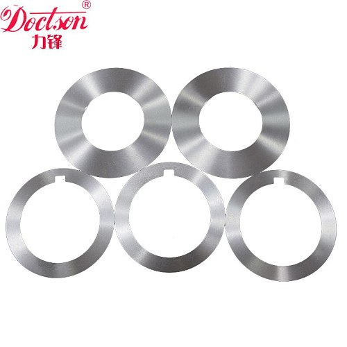 Hot Rolled Steel Sheets Cutting Knives and Coil Circular Shear Blade  Circular Slitter Blades for Cold Rolling Mills