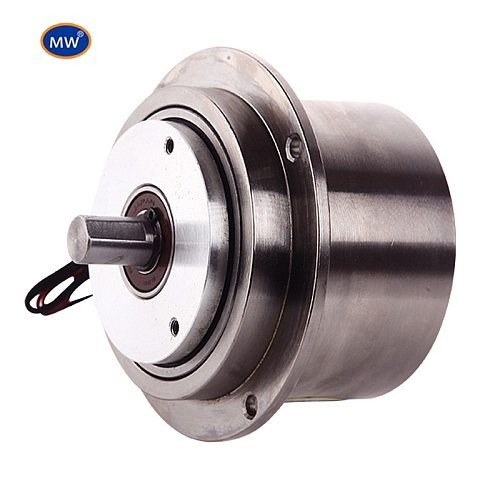 High Quality 24V DC magnetic particle brake for Automatic machine parts design