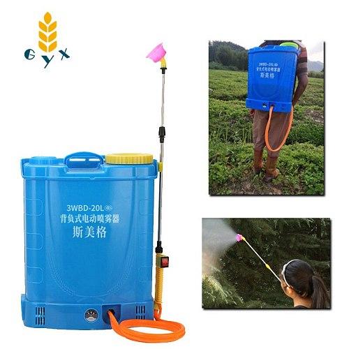 20L Lithium Battery Electric Sprayer Intelligent Agricultural Pesticide High Pressure Charge dispenser Garden Equipment