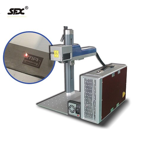 small lazer engraving writer writing marking machine cnc lazer machine for metal and home industry