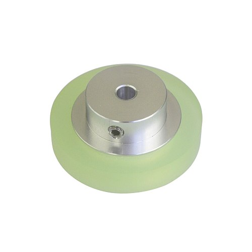Aluminum Silicone Industrial OVW Encoder Wheel Meter Measuring Wheel for Rotary Encoder