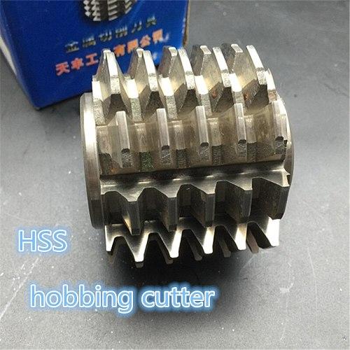 hobbing cutter pre-grinding hob   GEAR HOB M3.25 C20 A D80*70*27