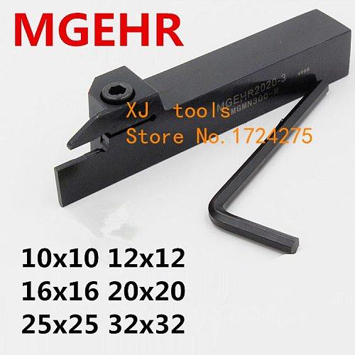 New 1PCS MGEHL MGEHR1010 MGEHR1212 MGEHR1616 MGEHR2020 MGEHR2525 MGEHR3232 -1.5/2/2.5/3/4/5/6 CNC Lathe Turning Tool Holder