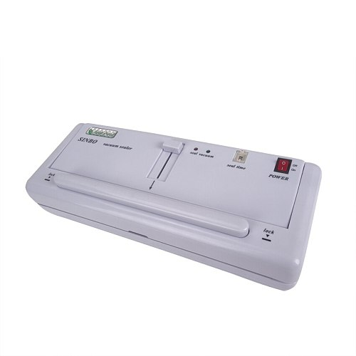 1PC DZ-280 lastic Bag Vacuum Sealing Shrinker Tool Household Vacuum Plastic Bag Sealer Machine