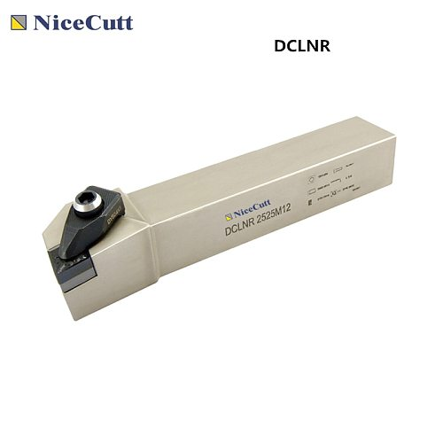 DCLNR/L 1616/2020/2525/3232 lathe tool External Turning Tool Holder for CNMG insert Lathe Tool Holder Hight Quality Nicecutt