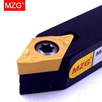 MZG 10mm 16mm 20mm SDNCN1010H07 Turning Arbor CNC Lathe Cutter Bar Carbide Inserts External Boring Tool Clamped Steel Toolholder