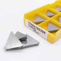 Milling Inserts TPMN160308 VP15TF TPMN160308 PM4225 metal lathe tool TPMN 160308 Milling turning tool Stainless steel processing