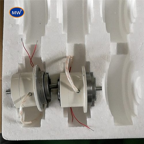 High speed magnetic particle clutch for Packing machines
