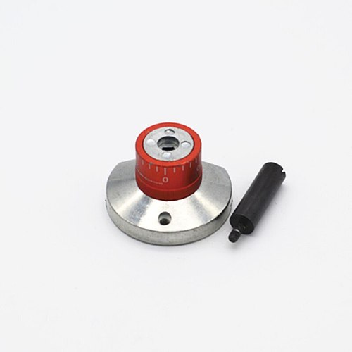 Free Shipping Metal Handle Wheel & Hand Shank Set with Scale Zhouyu The First Tool Metal Mini Machine Accessory