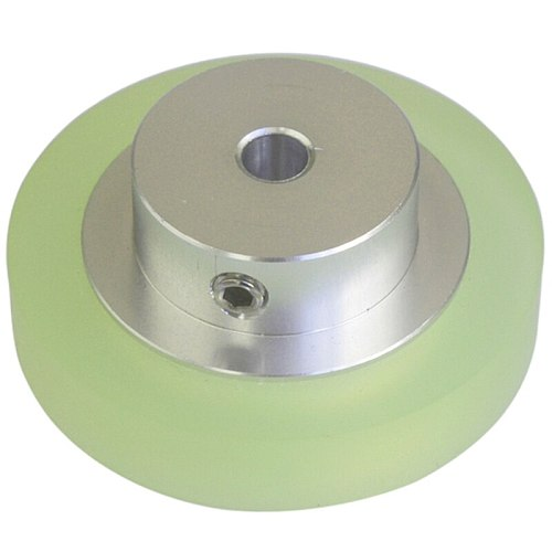 100/200/300mm Aluminum Polyurethane Industrial Encoder Wheel Measuring Wheel for Measuring Rotary Encoder
