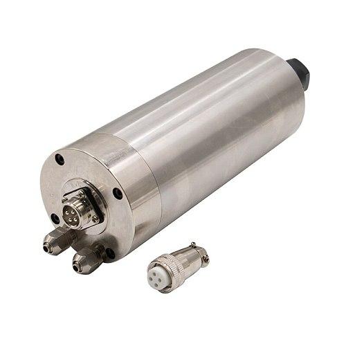 1pcs 0.8KW 1.5KW 2.2KW spindle motor water cooled 80mm 65mm ER11 ER16 ER20 110V 220V engraving machine spindle motor for cnc