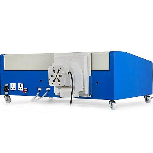 Upgrade-Version 40W CO2 USB Laser Cutter Graviermaschine laser Cutting Engraving