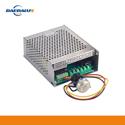 Daedalus CNC Power Supply 500W 110V 220V Version Adjustable Speed Control Power Source For 500W Spindle Motot Kit