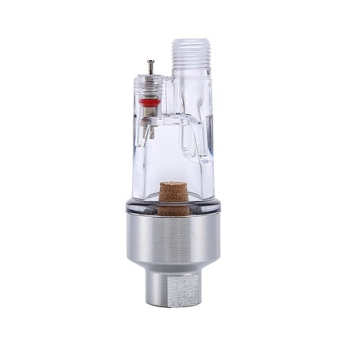 1/8  Professional Mini Airbrush In-Line Mini Paint Fitting Separator Air Filter Water Trap Moisture Fittings