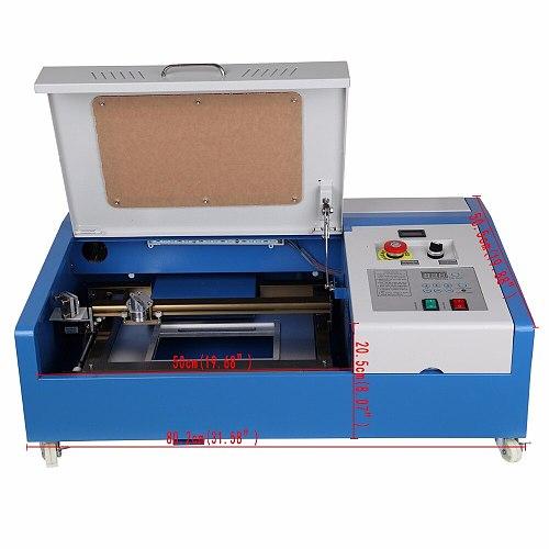 CO2 Printer 40W USB DIY Laser Engraver Cutter Engraving Cutting Laser Machine