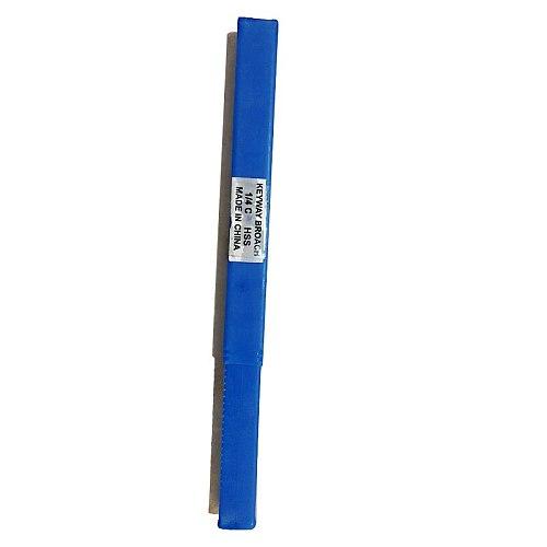 1/4 C Push-Type Keyway Broach Inch Size HSS Broach Cutting Cutter CNC Machine Tool New
