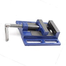 3 Inch Opening Size Drill Press Vise Milling Drilling Clamp Machine Vice Tools Heavy Duty Accessory Milling Drilling