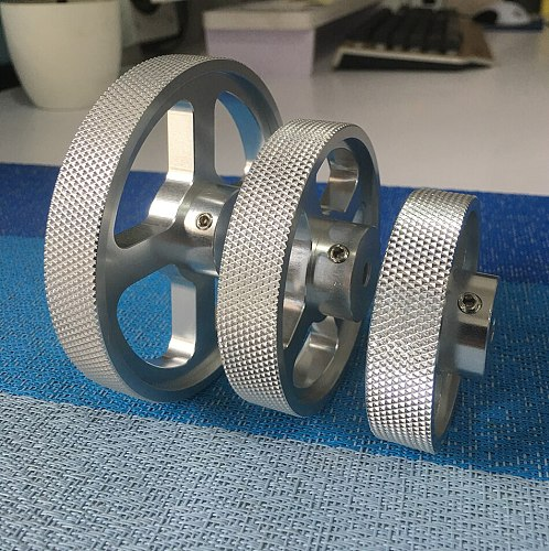 Aluminum alloy Synchronous Encoder Wheel Measuring Wheel for Rotary Encoder Meter Counting Wheel circumference 200 250 300mm