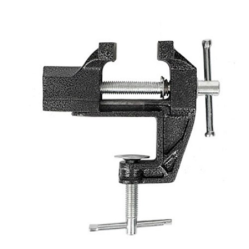 Bench Vise Mini Rotating Tables Screws Vise Bench Clamp Screws Vise for DIY Crafts Mold Fixed Repair Tool Muliti-Funcational TB