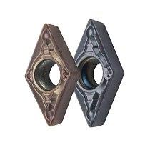 10pcs DCMT07 Carbide Insert External Turning Tool Diamond DCMT CNC Blade Cutter Lathe For SDJCR/L07