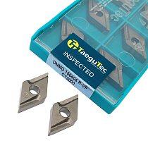 10PCS DNMG150404 R VF CT3000 External Turning Tools Cermet Grade Carbide insert Lathe cutter Tool Tokarnyy turning insert