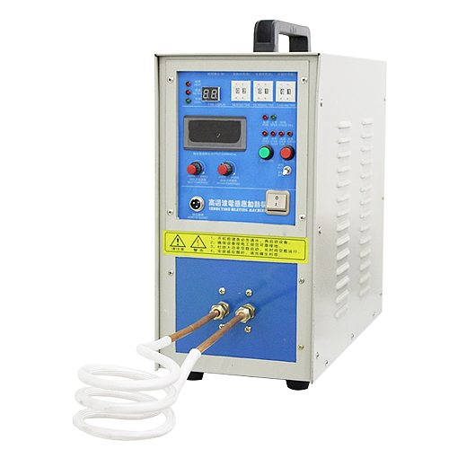 15KW 20-80KHz High Frequency Induction Heater Furnace ZN-15KW High quality
