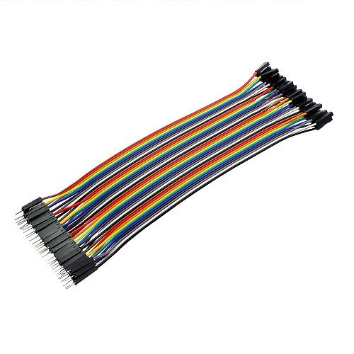 Dupont wire jumper cable kit 120pcs 20cm male to male + male to female + female to female jumper wire Dupont cable for arduino