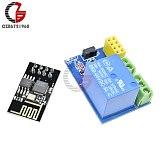 5V ESP8266 ESP-01 Wifi Relay Module Wireless App Remote Control IOT Relay Switch ESP8266 ESP01 Relay for Arduino Smart Home