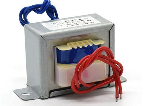(1)AC 6V 9V 12V 15V 18V 24V Output Voltage 5W EI Ferrite Core Input 220V 50Hz Vertical Mount Electric Single Power Transformer