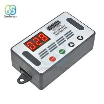 DDC-432 Dual MOS LED Digital Delay Controller Time Delay Relay Trigger Cycle Timer Delay Switch Timing Control Module DC 12V 24V