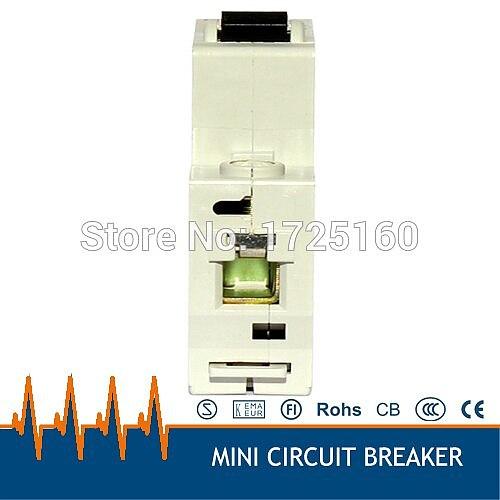 220/230v 16A 1P good quality automatic circuit breaker, medium voltage rccb