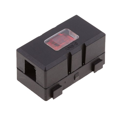 In-line ANS Fuse Holder Box Block Circuit Breaker with 50A Fork Bolt Type Fuse