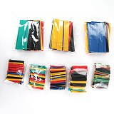 328Pcs Heat shrink tube kit Insulation Sleeving Polyolefin Shrinking Assorted Heat Shrink Tubing Wire Cable