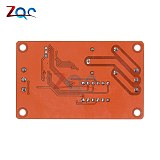12V DC Multifunction Self-lock Relay PLC Cycle Delay Time Timer Switch Module PLC Home Automation Delay Module