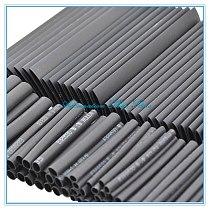 127pcs 2:1 7 Sizes Assortment Polyolefin Heat Shrink Tubing shrinkable Tube