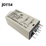 1 PC H3Y-2 AC220V Delay Timer Time Relay 5/10/60 Seconds with Base 5A 250VAC