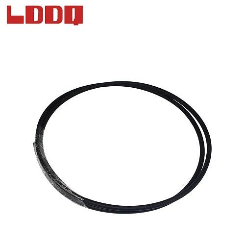 LDDQ 10m 3:1 Heat shrinkable tubing with glue adhesive Dia4.8mm Waterproof Wire wrap tube Heatshrink gaine thermo termoretractil