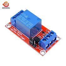 1 Channel Relay Module 5V 9V 24V High / Low Level Trigger Switch Relay Control with optocoupler for Arduino