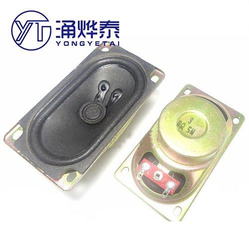 YYT 5090 8R 5W 5W8R 8R5W 50*90MM LCD TV Small Speaker