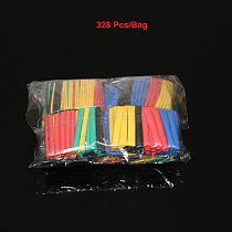 127/280/328/530Pcs Sleeving Wrap Wire Polyolefin Assorted Heat Shrink Tubing Insulation Shrinkable Tube kits