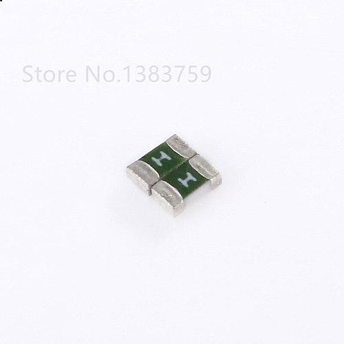 100pcs SMD Fusible fuse WDS0603-T100 1A 0603 24V 32V 36V 63V SMD