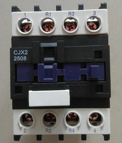 Free Shipping CJX2-2508 AC contactor 220V/50Hz 25A