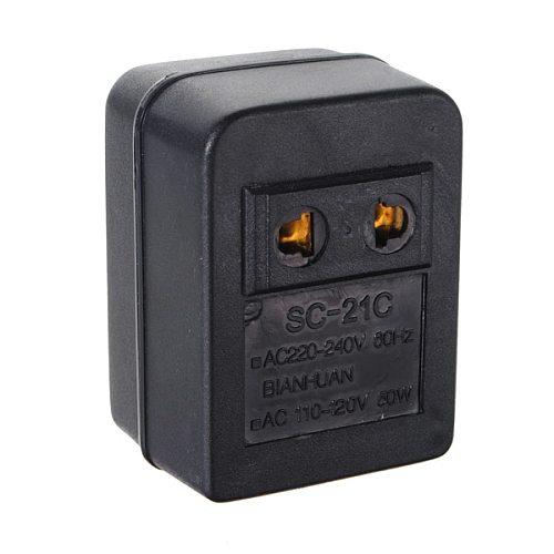 220V 110V AC Power Voltage Converter 15W Adapter Travel Regulator Travel Portable Converter Set Up Transformer 30W transformer