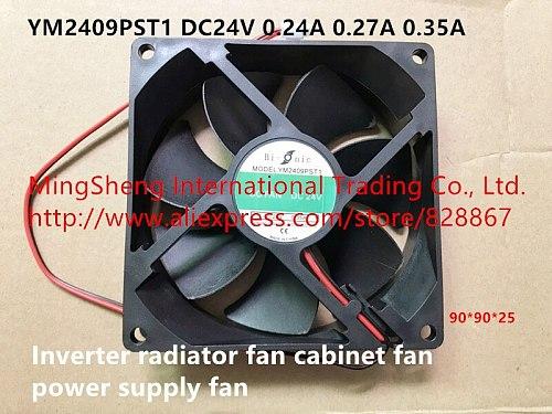 Original new 100% YM2409PST1 90*25 DC24V 0.24A 0.27A 0.35A