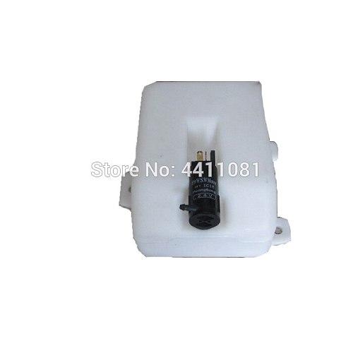 VOE 14529143 Windshield Washer Pump For Volvo EC135B EC140 EC180B EC200B EC210B EC240B EC360 EW145B EW165B EW170 Excavator Parts