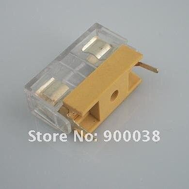 1000pcs Fuse Holder 5x20 Transparent cover Rohs