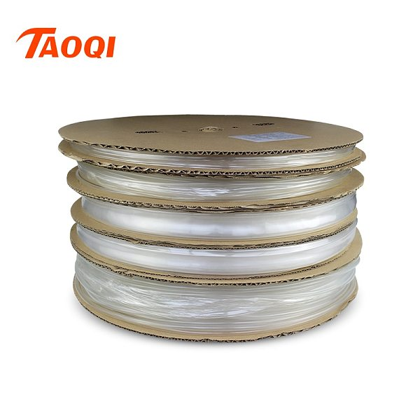 All sizes clear transparent Sleeving Wrap Wire Kits Shrinkable Tube 1 Meter 2:1 Cable Insulated Polyolefin Heat Shrink Tube