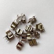 20pcs/lot 5x20mm 6x30mm glass fuse holders 5*20mm 6*30mm insurance tube socket fuse holder for insurance Panel Mount Fuse Holder