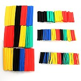 70/127/164/328/530 pcs Assorted 1.0-14.0mm Polyolefin Heat Shrink Tube Wrap Wire 2 :1 Insulated Cable Sleeve Shrinkable Tube Kit